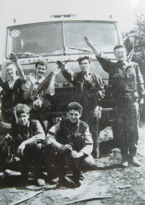 УНА-УНСО в ПМР, 1992 год