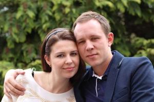 Мария Васильева и Виталий Забуга