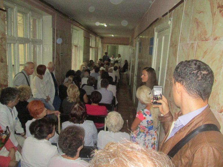 Профсоюзное собрание в ОГКВД. Фото автора