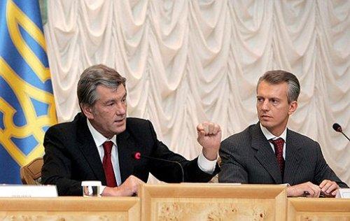 Ющенко Хорошковский