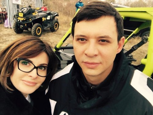 Валерия Таранова и Евгений Мураев