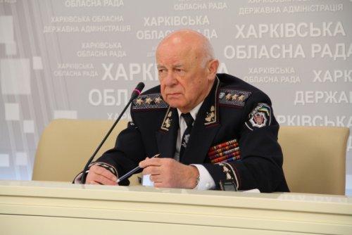 Генерал МВД Александр Бандурка, отец «ментовской крыши» Харькова