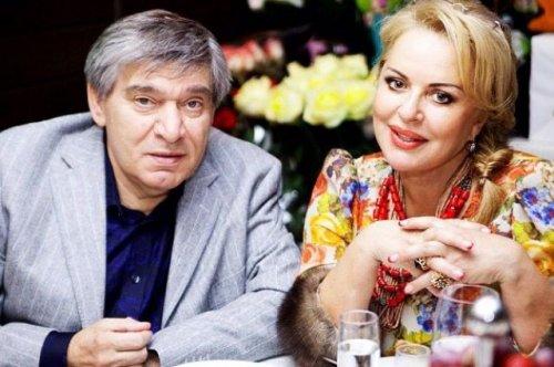 Марк Моисеевич и Алла Николаевна Добкины