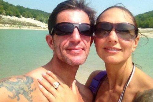 Зорян Шкиряк и Екатерина Храмова