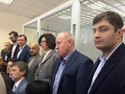 Касько суд