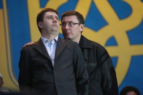 Кириленко Луценко