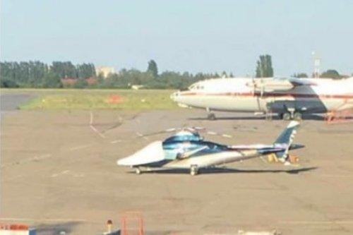 Вертолет Максима Бурбака