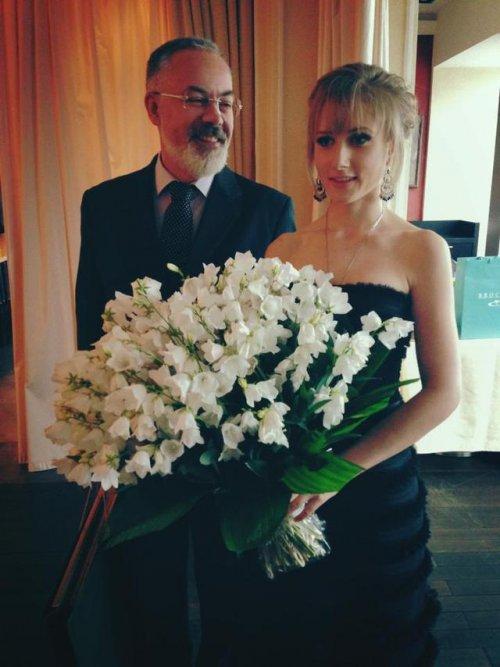 Дмитрий Табачник и Алена Березовская