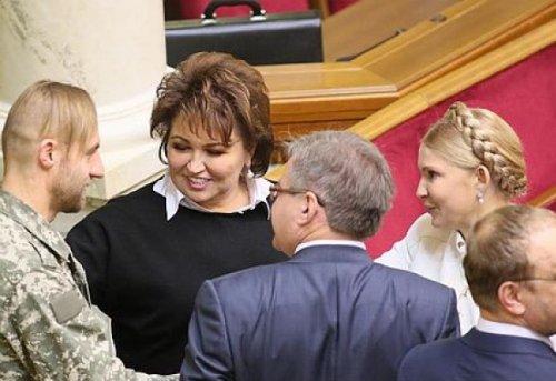 Бахтеева в ВР