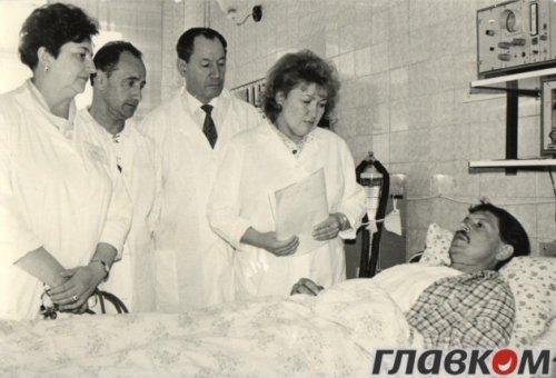 Бахтеева во главе врачебной комиссии