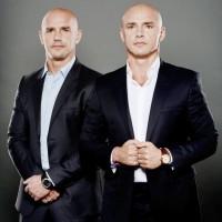 Вячеслав и Александр Константиновские