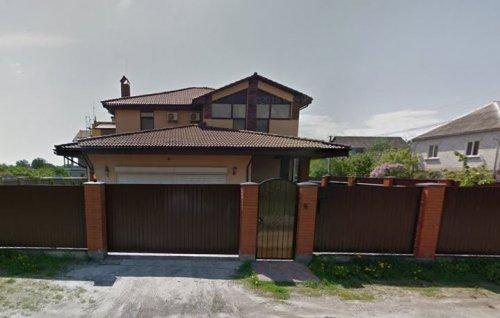 дом Розенко