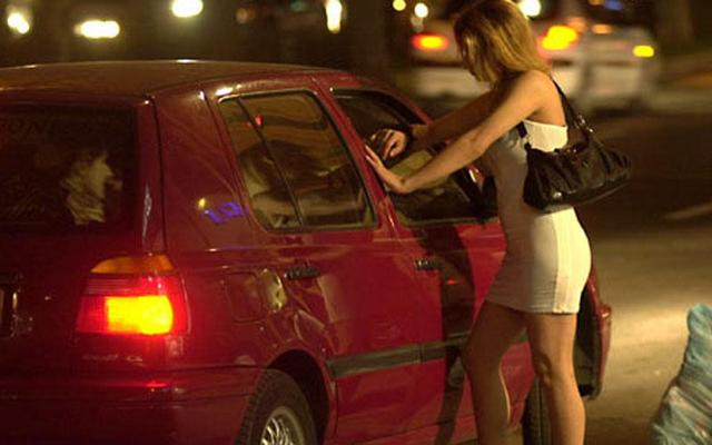 ночью праститутки