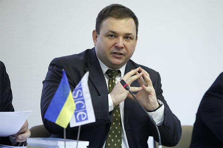 Судья Конституционного суда Станислав Шевчук (фото: zib.com. ua)