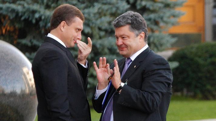 Sergey_Levochkin_Petr_Poroshenko