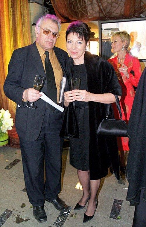 Константин Паникарский с дочерью Татьяной Литвин