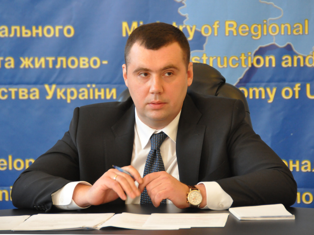Максим Малашкин. Фото: kmu.gov.ua