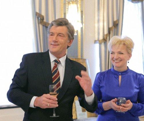 Виктор Ющенко и Раиса Богатырева. Тендерная палата