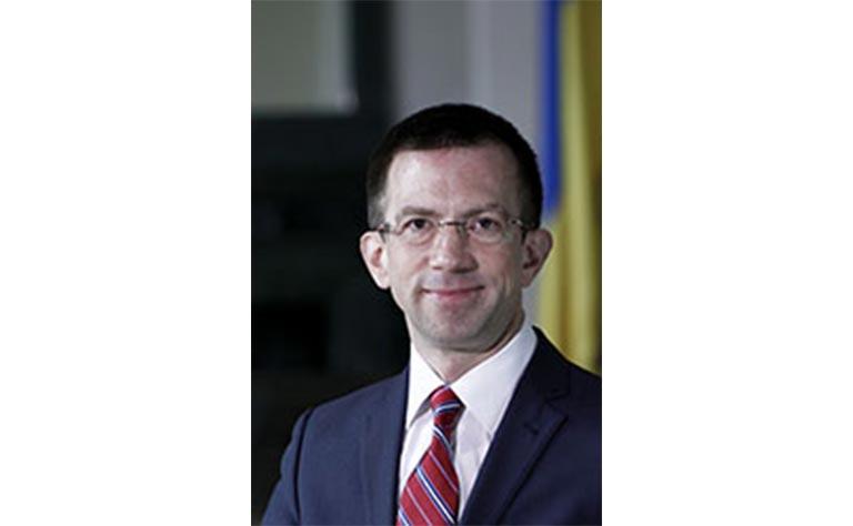 Андрей Заяц. Фото: mfa.gov.ua