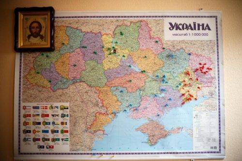 карта СУпрун