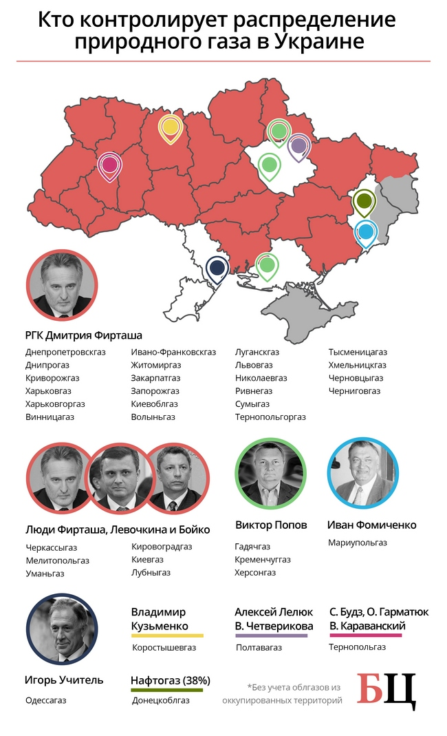 Бывшая власть и мафиозные группы, которые сидели на газовом рынке, сознательно убивали украинские газодобывающие госкомпании, - Розенко - Цензор.НЕТ 8611