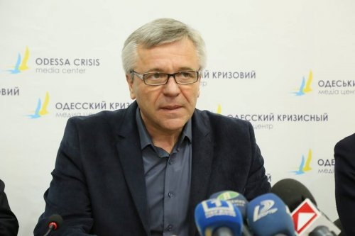 Александр Остапенко, фото с его страницы в Фейсбук