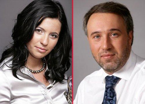 Екатерина Боголюбова и Дмитрий Чернявский