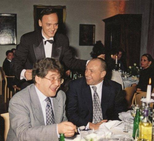 И Коломойский и Г. Боголюбов, 90-е