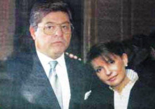 Павел Лазаренко и Юлия Тимошенко, середина 90-х