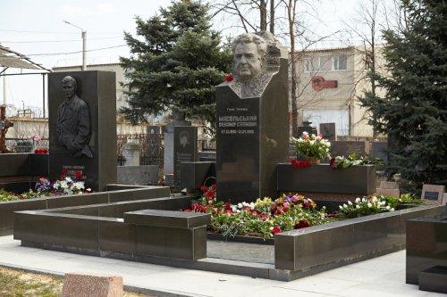 Могила А. Масельского