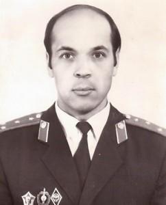 Капитан Г.Г. Линский (Москаль)