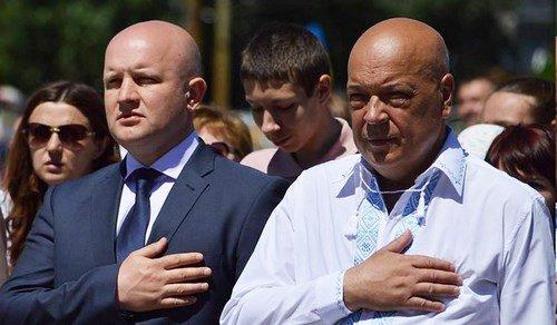 Михаил Пухтаевич и Геннадий Москаль