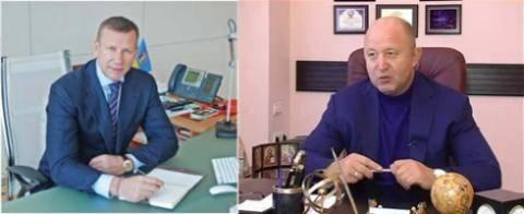 Геннадий Хорунжий и Александр Доровский