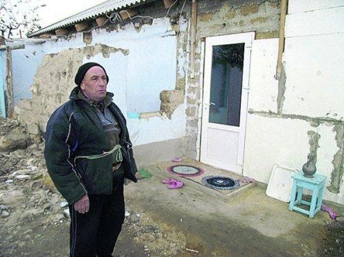 Дом, в котором жил учитель физики Могилев
