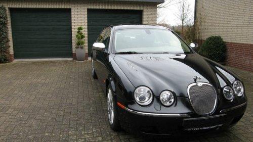 Тот самый «Jaguar S-type»