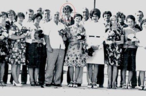 Цветочненская школа, учитель физики Могилев