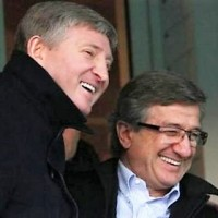 Ринат Ахметов м Сергей Тарута