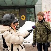 Гончаренко клунствует в Германии