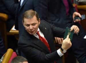 Народный депутат Украины, лидер Радикальной партии Олег ЛяшкоФото: УНИАН