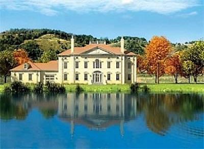 Proekt kottedjnogo gorodka premium-klassa Manor Springs Gated Community