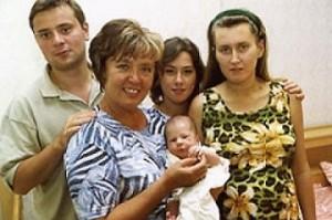 Семья Витренко