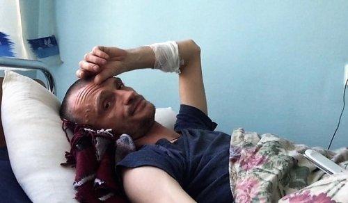 На фото: Вячеслав Химикус. Его подстрелил Пашинский