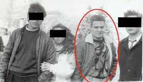 Владимир Галантерник в молодости