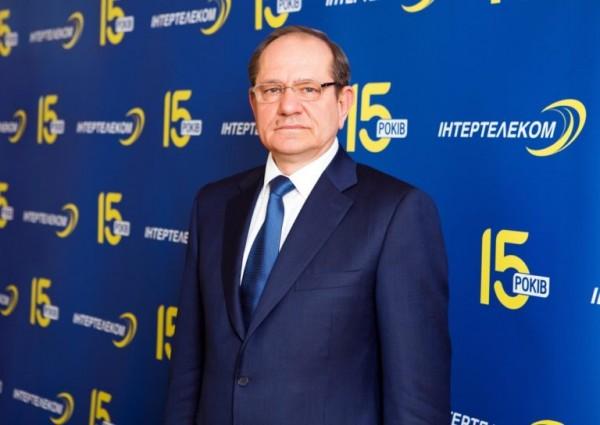 Борис Акулов, генеральный директор украинской ООО «Интертелеком»