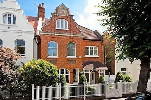 Дом Махницкого в Лондоне