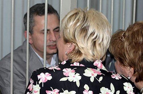 Раиса Богатырева и Борис Колесников в суде