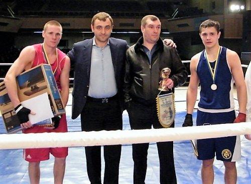 Саркисян бокс