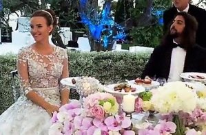 Анастасия Фукс и Масуд Абдельхалфид