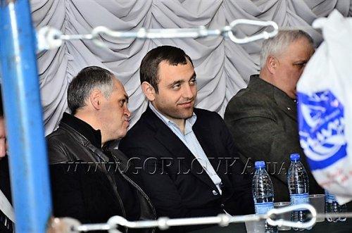 Игорь Шкиря и Армен Саркисян
