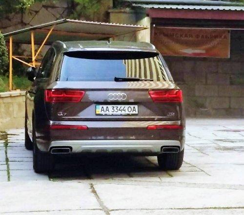 Audi Шкиря